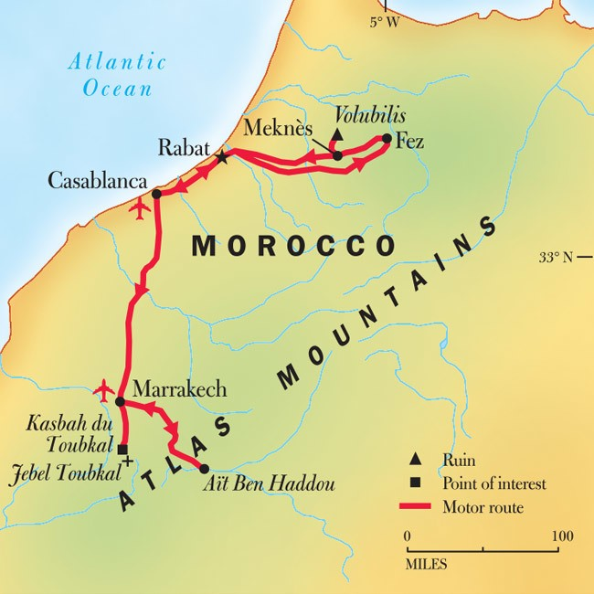 Morocco Private Expedition