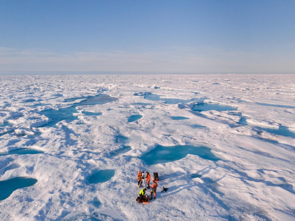 Why is an ocean current critical to world weather losing steam? Scientists search the Arctic for answers.