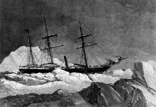 The Hair-Raising Tale of the U.S.S. Jeannette's Ill-Fated 1879 Polar Voyage