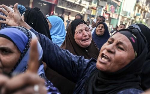 Egyptian Governor Blames Obama for Burned Churches