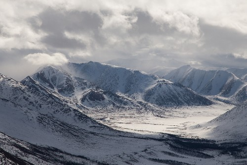 There's a New Tallest Peak in the North American Arctic