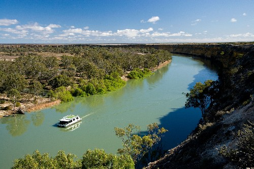 South Australia's Adventures of a Lifetime: Cruise the Murray River