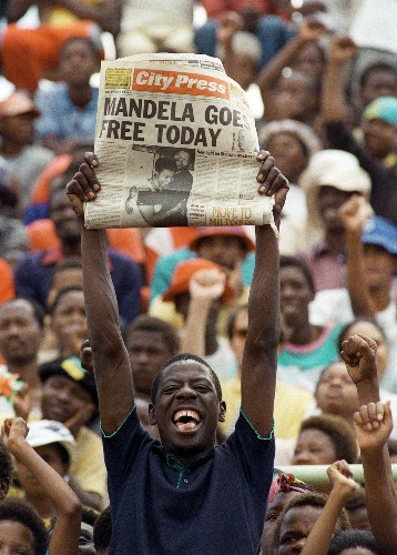 Opinion: Nelson Mandela's Prison Release Speaks to Complex Legacy