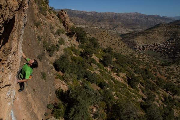 Morocco: New Climbing and Rich Experience