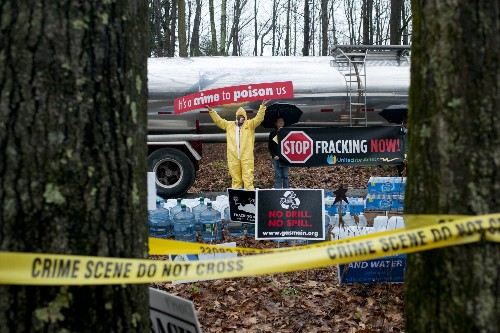 Battles Escalate Over Community Efforts to Ban Fracking