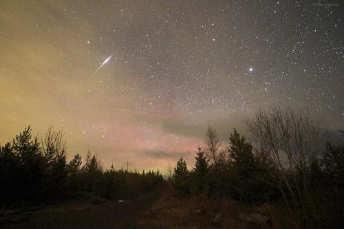 Sky-Watchers' Guide: How to See Lyrid Meteors This Weekend
