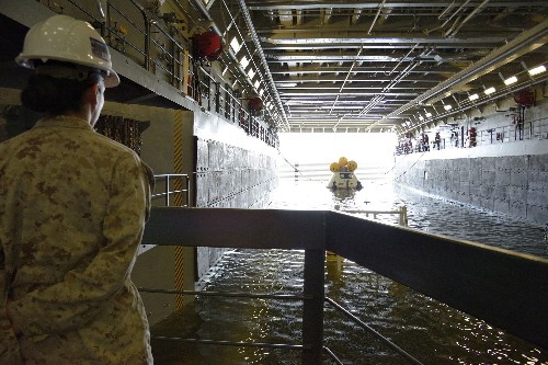 Who's Still Fighting Climate Change? The U.S. Military