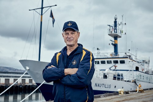 Robert Ballard found the Titanic. Can he find Amelia Earhart's airplane?