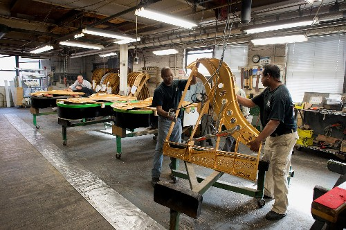7 great places to see music instruments being made