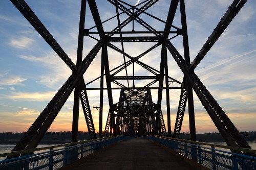 Route 66: Bent Bridge