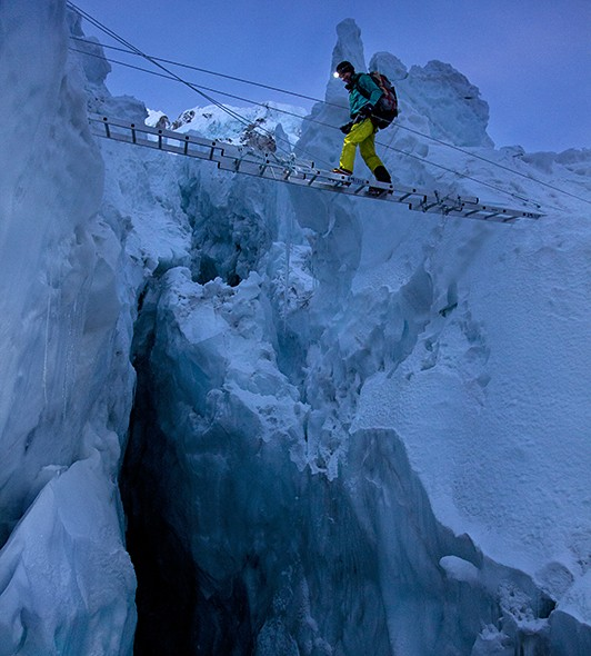 "Experts Weigh In: ""Everest is Completely Out of Control"""