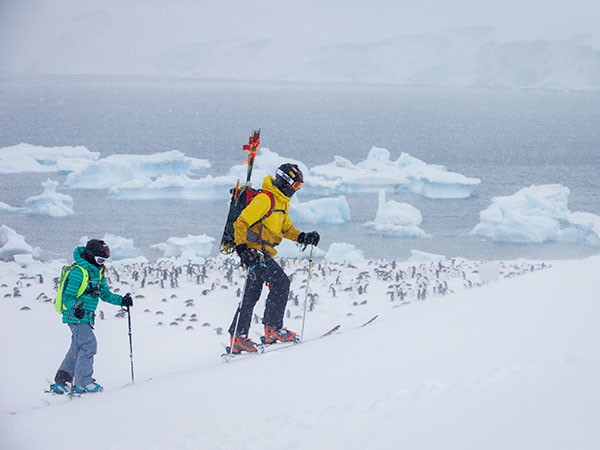 A Father-Daughter Trip of Discovery to Antarctica