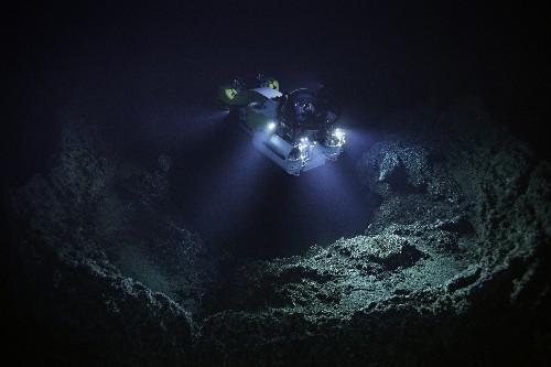 Undersea Mysteries Mapped by Satellite Gravity Sensors