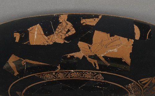 "Amazon Warriors' Names Revealed Amid ""Gibberish"" on Ancient Greek Vases"
