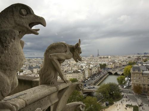 Authentic Paris