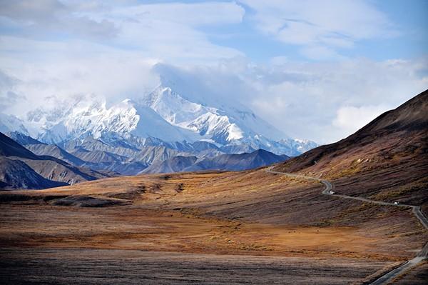 National Parks Road Trip: Alaska