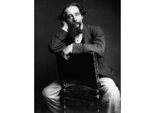 Charles Dickens's Great-Great-Grandson: Author Was 'World's First Superstar'