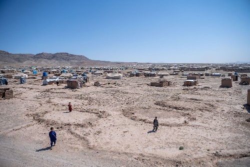 In Afghanistan, climate change complicates future prospects for peace