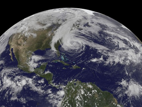 Typhoons Moving Toward Poles, Scientists Say