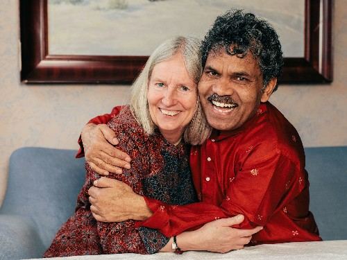 This Man Rode a Bike From India to Sweden—for Love