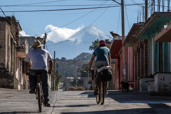 The Orizaba Traverse: 230 Miles of Biking, Climbing, and Packrafting in Mexico