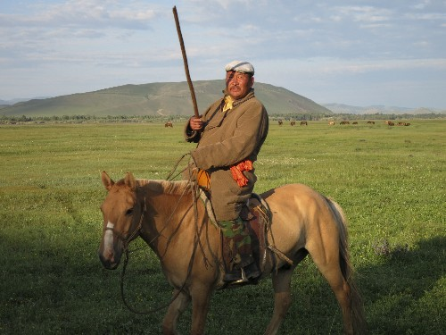 Genghis Khan's Secret Weapon Was Rain