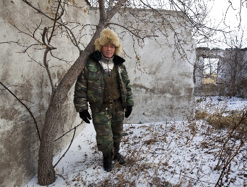 Ranching May Offer Soviet 'Ghost Farms' of Kazakhstan New Life