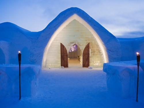 Where to Chill Out in the Cold