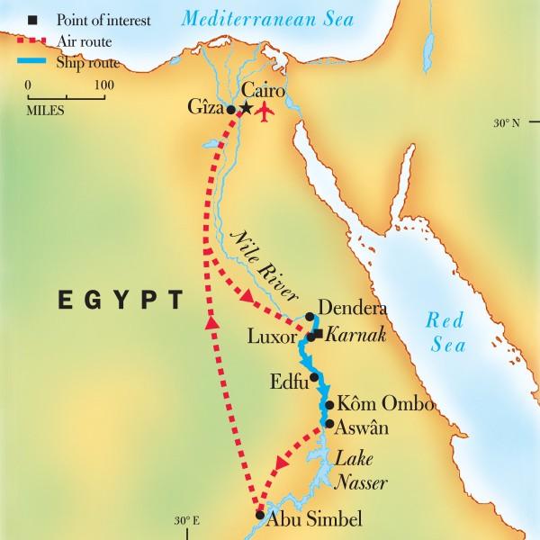 Egypt Nile River Cruise Tour 2019