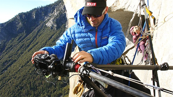 Climb Yosemite's El Capitan Like a Rock Star—From Your Computer