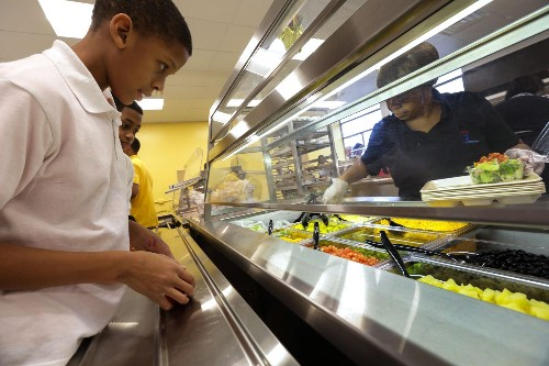Detroit's Rebel Lunch Lady Wants to Fix More Than Food