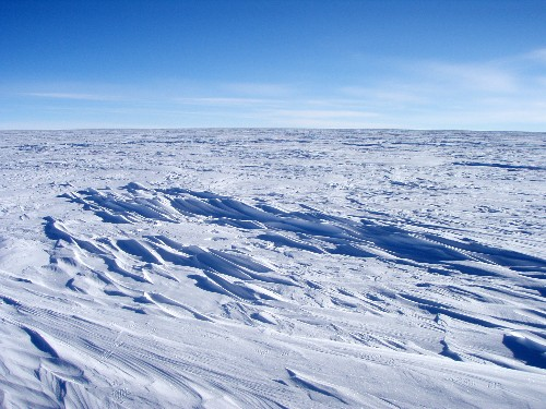 New Record for Coldest Place on Earth, in Antarctica