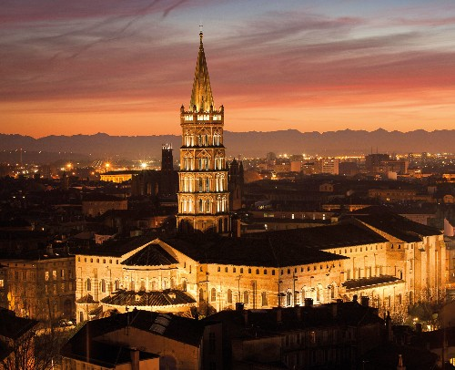 Majestic medieval churches ascended along Christian pilgrims' paths