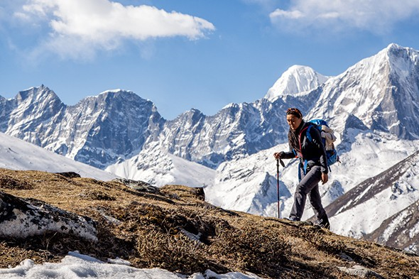 This Sherpa Woman Is Our Adventurer of the Year