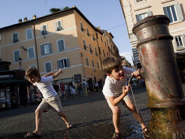 Rome - Magazine cover