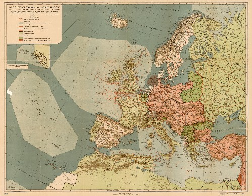 How Maps Became Deadly Innovations in WWI