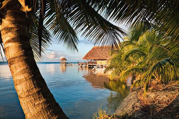 Vacation Destination Ideas - Magazine cover