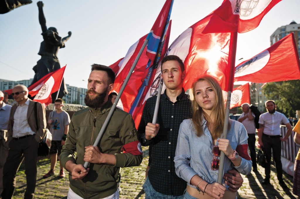 Why Many Young Russians See a Hero in Putin