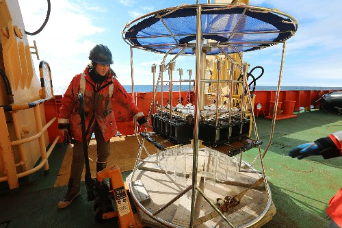 These women are changing the landscape of Antarctic research