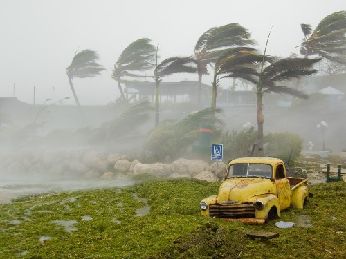 GPS Reveals Hurricane Wind Speeds