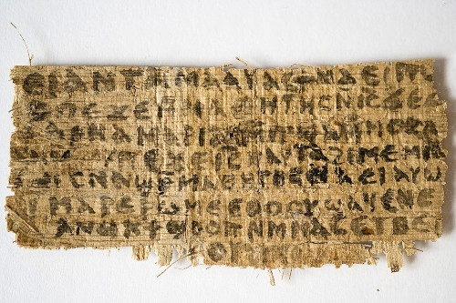 "No Forgery Evidence Seen in ""Gospel of Jesus's Wife"" Papyrus"