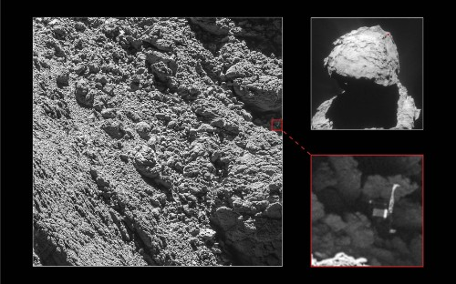 6 Amazing Discoveries From Rosetta's Epic Comet Encounter