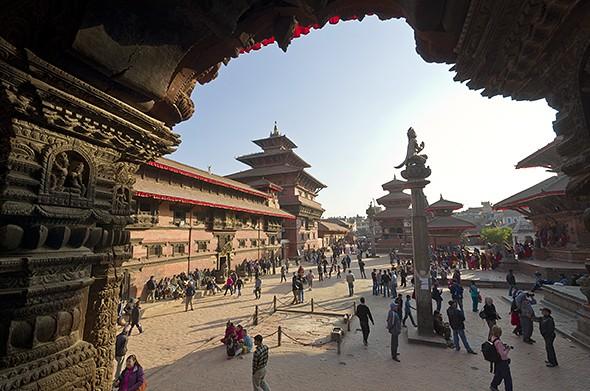 Asin's Kathmandu