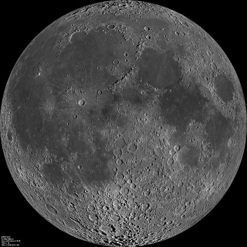 The moon may be tectonically active, and geologists are shaken