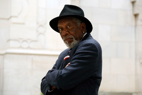 Morgan Freeman Searches for the Divine