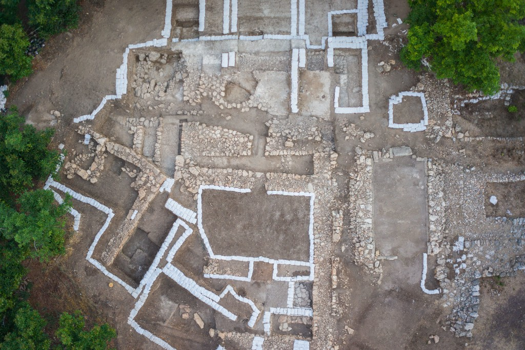 A Canaanite palace was abandoned 3,700 years ago. Archaeologists finally know why.