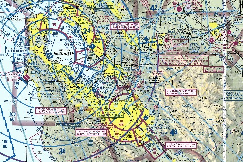 How to Read a Pilot's Map of the Sky