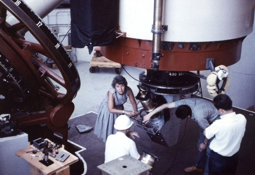 Vera Rubin, Pioneering Astronomer, Dies at 88
