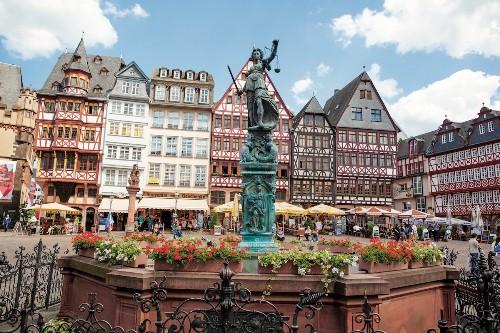 Downtime in Frankfurt