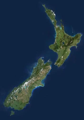 'Lost Continent' Hidden Underneath New Zealand?